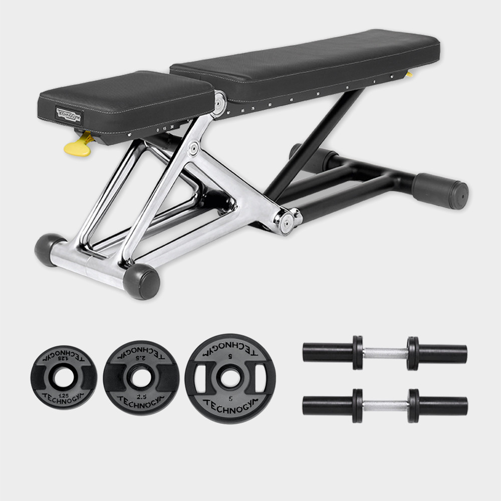 Bench Personal Chrome 55kg